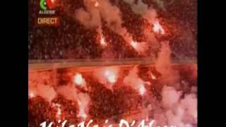 Les Supporter Algérien Brûle D