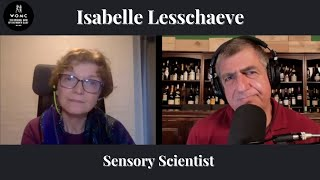Heard of the Aroma Wheel? Meet Isabelle Lesschaeve, Sensory Scientist.