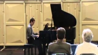 Composers' Recital, April 2014 - Joseph Schulz