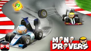 MiniDrivers - Formula 1 (by Ivanovich Games) - iOS / Android - Gameplay Video