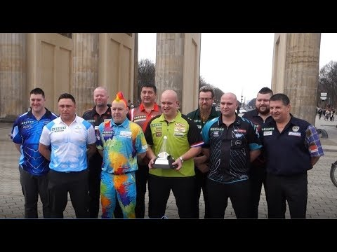 Barney in Berlin feat MVG, Anderson, Cross and more