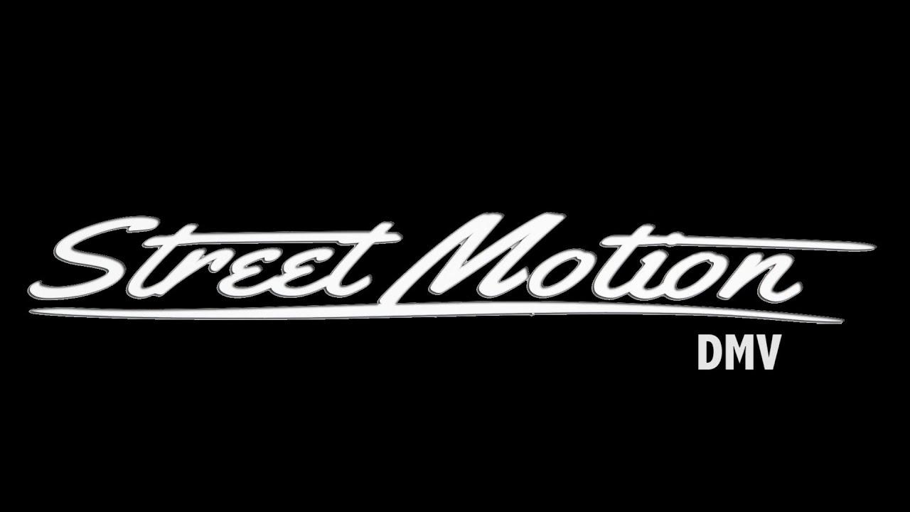 Design car club logo - Street Motion Dmv Car Club