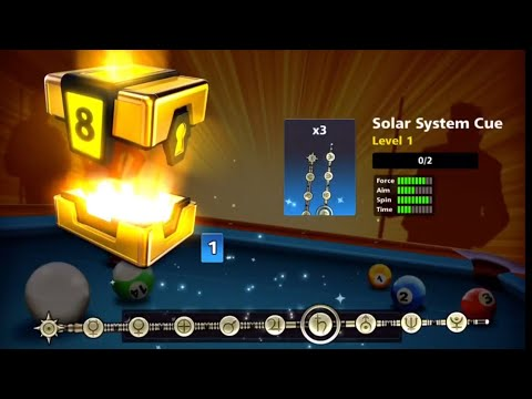 8 Ball Pool - Opening the Berlin Plaza Golden Box