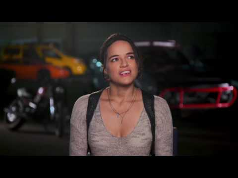 """""""Letty Toretto"""" Interview • The Fate of the Furious 