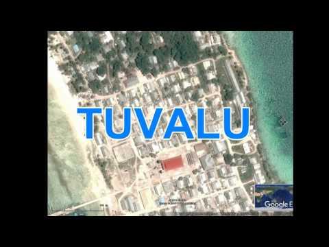 Tuvalu - A new island?