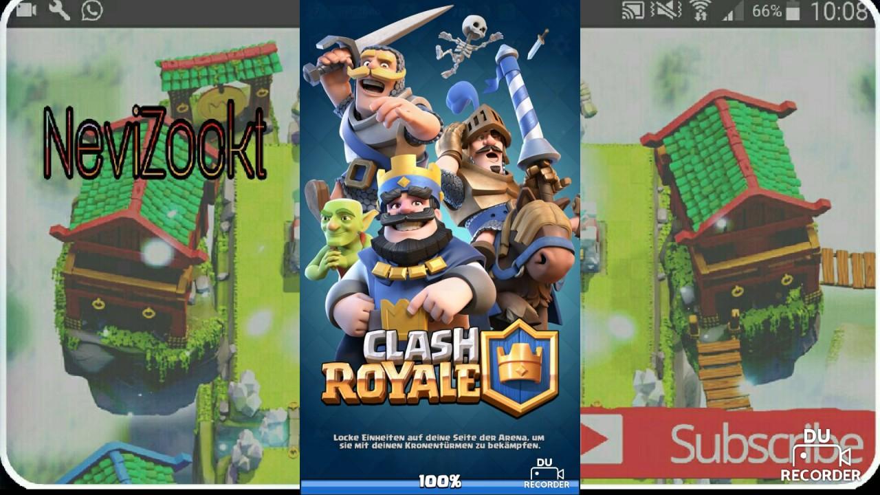 Clash royale hintergrund