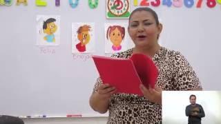 Preescolar clase 3 Tema: Cómo me llamo