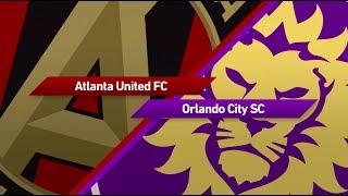 Highlights: Atlanta United 3-3 Orlando City