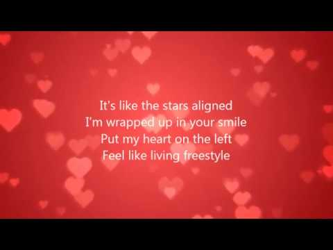 Marta - All about Us Lyrics (From Dancing Line)