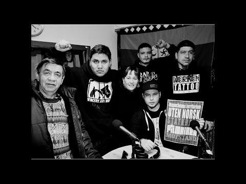 Entrevista a la R.I.E.D.P.M - Radio Latin-Amerika, Noruega.