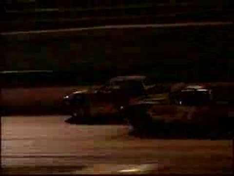 Racing at Lancaster Speedway
