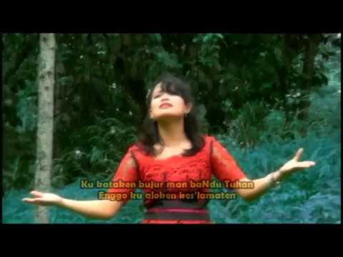 Lagu Rohani Karo - Ku Kataken Bujur Man Tuhan - Basa Ulina Simalango