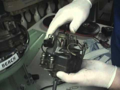 Hamilton Beach 40DM milkshake machine breakdown - YouTube on