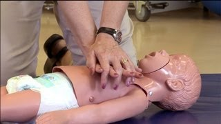 CPR for Children (1 to 12 Years)