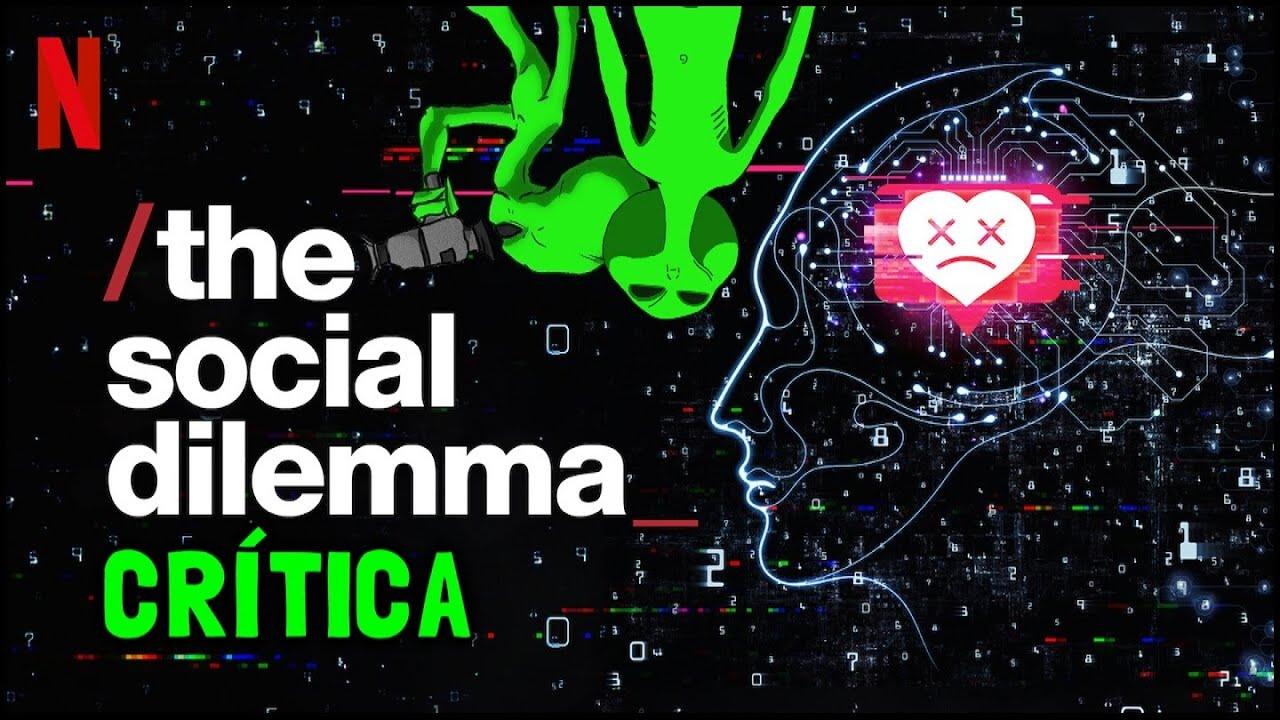 O DILEMA DAS REDES (The Social Dilemma, Netflix, 2020) - Crítica