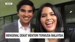 Mengenal Sosok Syed Saddiq, Menteri Termuda Malaysia