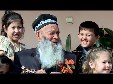 Дошел до Берлина. История ветерана из Таджикистана