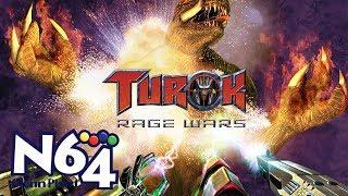Turok Rage Wars - Nintendo 64 Review - HD