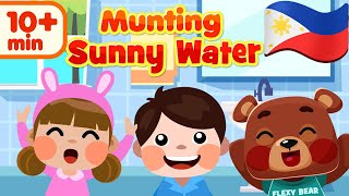 Little Sunny Water in Filipino | Awiting Pambata Rhymes Compilation