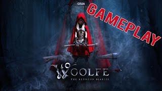 Woolfe The Red Hood Diaries Gameplay PC 1080p60fps