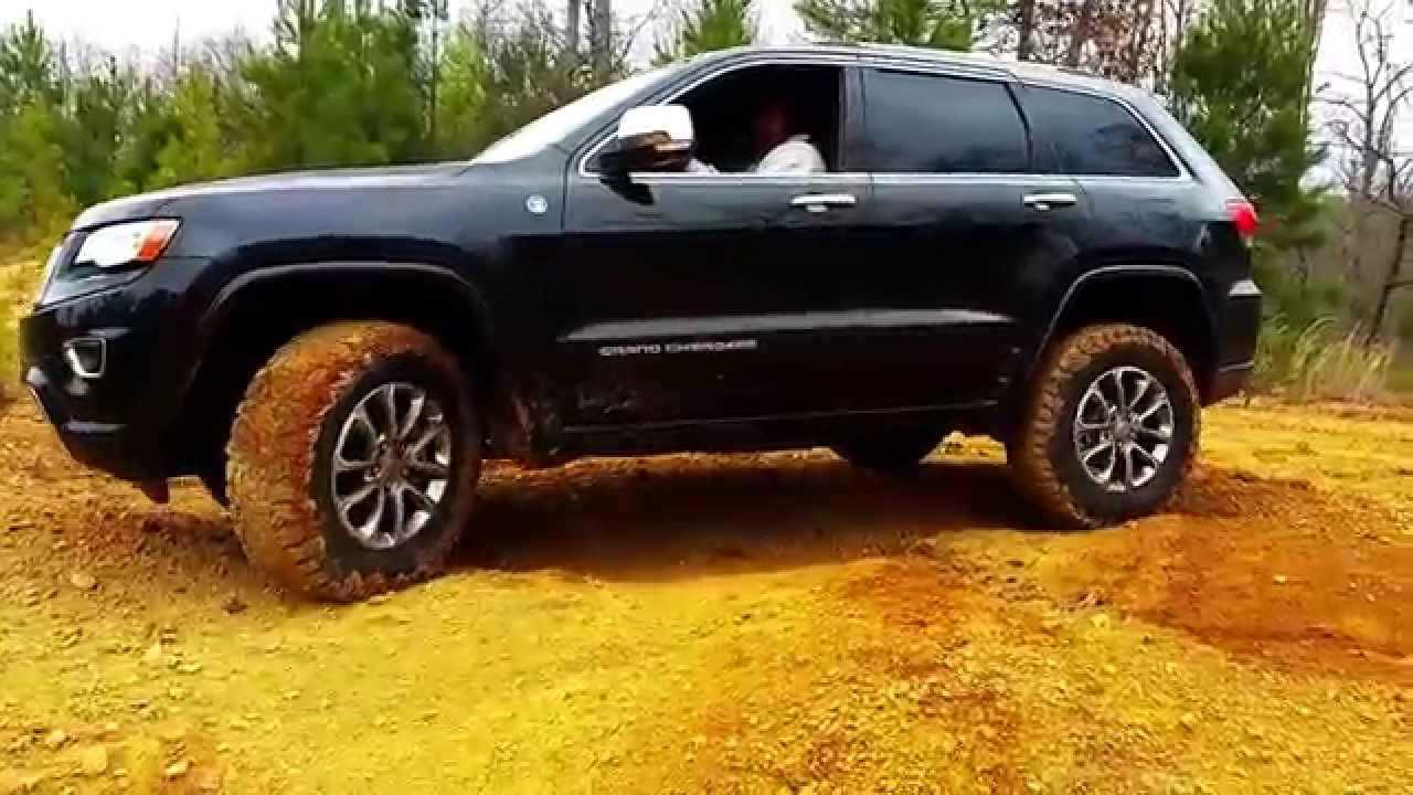 Tires Jeep Road 2015 Cherokee