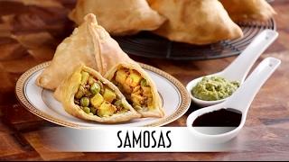 Samosas | Savory Fried Indian Appetizer