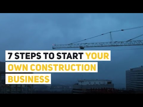 7-steps-to-start-your-own-construction-business