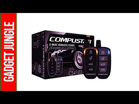 The Best Remote Car Starter - Compustar CS800-S Review