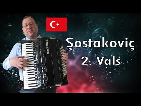 Şostakoviç 2. Vals (The Second Waltz) Murathan Akordeon