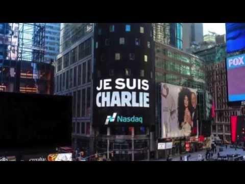 Je Suis Charlie Hebdo - Hommage/Tribute