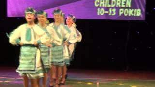 Білоруський танець    колектив Iмпульс  Радомишль