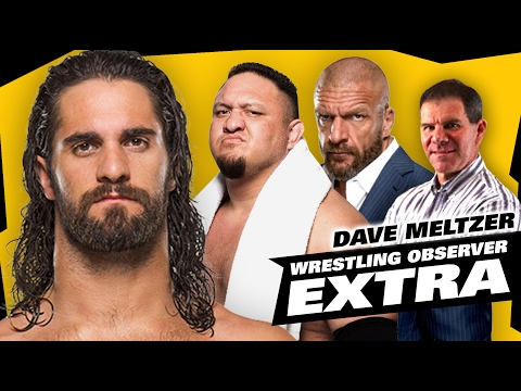 Dave Meltzer on Seth Rollins Injury, Samoa Joe Plans | The LAW