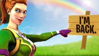 The SGT. GREEN CLOVER Skin returns to Fortnite..