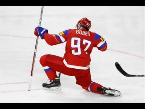 Nikita Gusev - Team Russia / IIHF 2017
