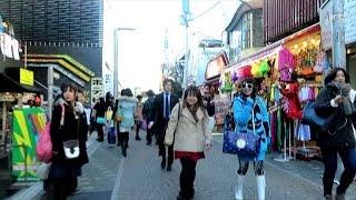 December 27,2014 in HARAJUKU Tokyo