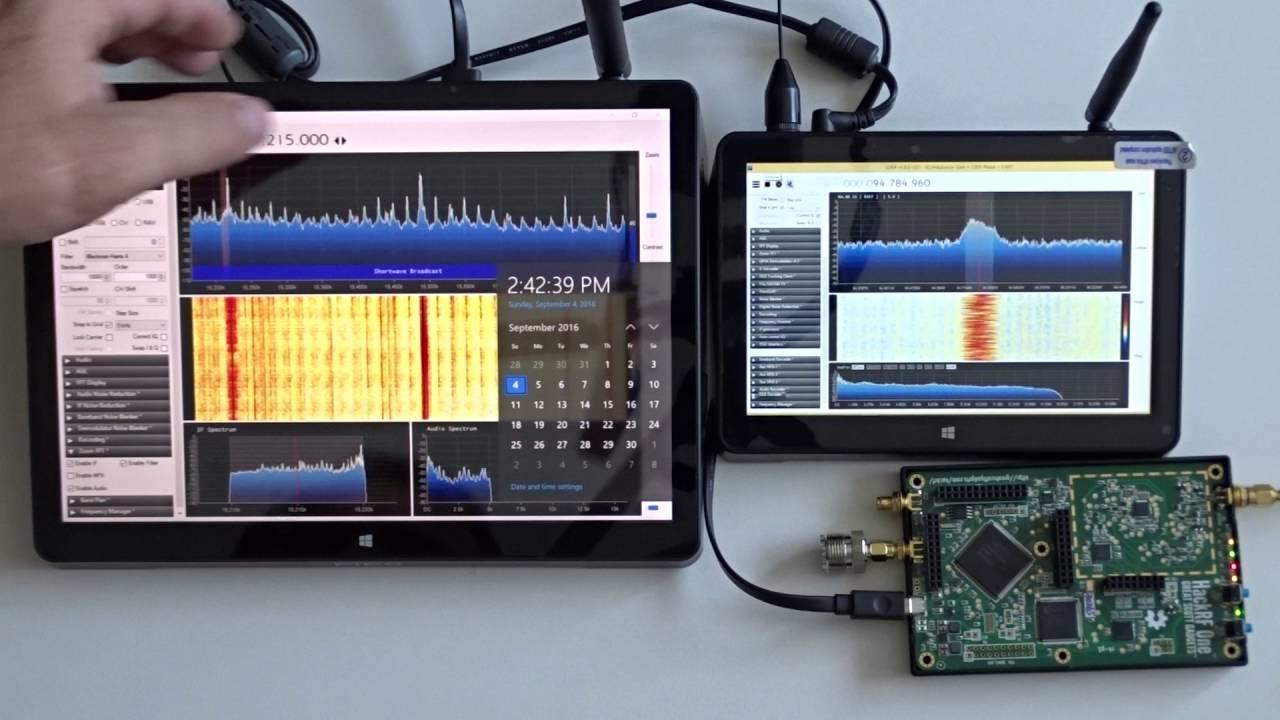 SDR Sharp - Pipo X10 vs Pipo X8 Mini PC by YO2LDK