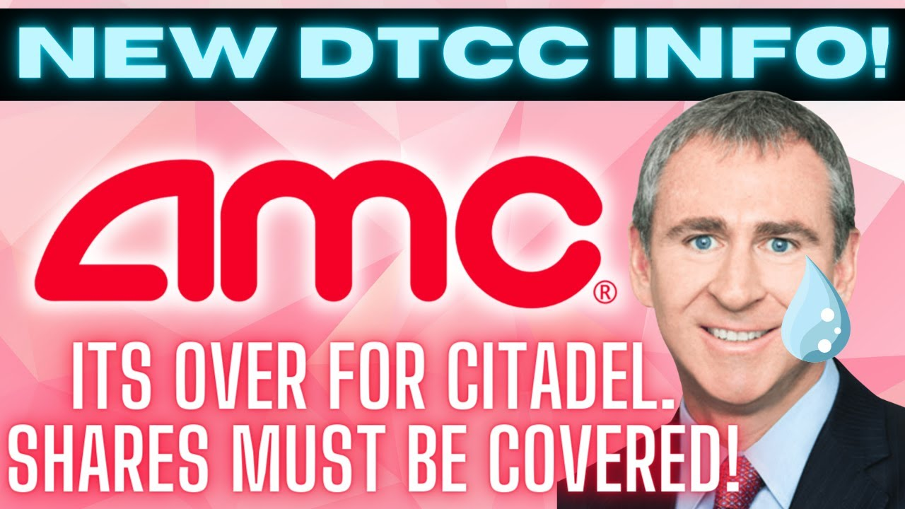 DTCC NEW INFO - Synthetic AMC shares MUST be COVERED this week! $100K+ AMC Short Squeeze