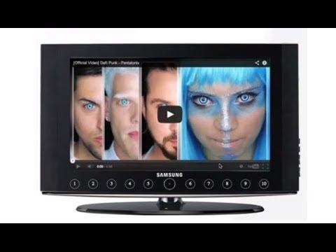 TV HTML