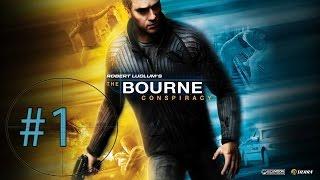 La Conspiración Bourne   Parte 1   en Español   Let's Play   Marsella, Objetivo O'Connor