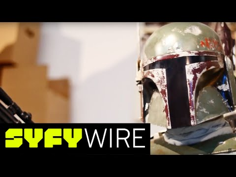 World's Largest Star Wars Collection, Rancho Obi-Wan Exclusive Tour | SYFY WIRE