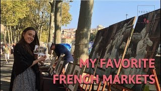 My Favorite French (outdoor) Markets