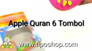 Gambar cover Mainan Edukasi Anak Muslim Apple Quran