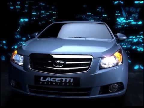 2008 DAEWOO LACETTI Premiere (Chevrolet Cruze): Iklan TV Commercial Ad TVC CF - Korea