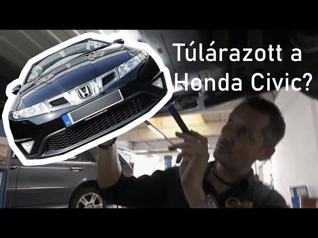Használt Honda Civic (8. generáció) megéri az árát? - ÉRTÉKBECSLŐ