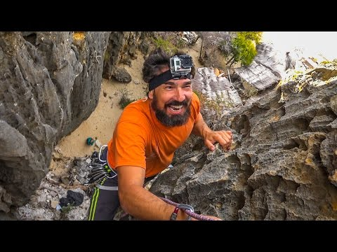 Sailing and rock climbing in Madagascar, a sailors Paradise!! -  SV Delos Sailing Ep. 96