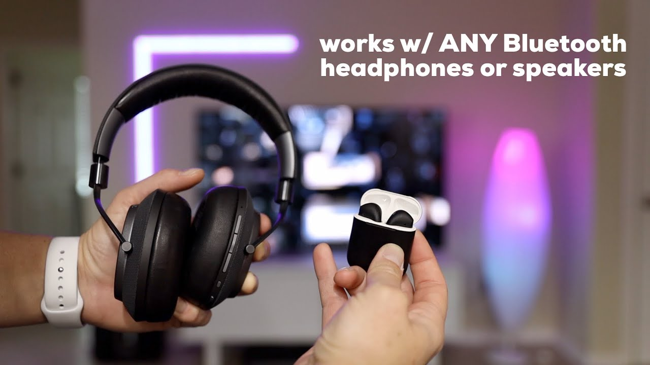bb191a9222e Connect Airpods to your LG OLED (or LG SMART TV) - YouTube