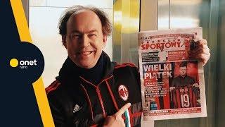 """Krzysztof Piątek w AC Milan - """"To inspirujący transfer"""" - Michał Pol   #OnetRANO"""