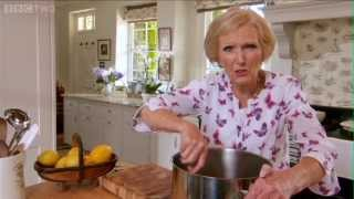 How To Make Strawberry Jam - Mary Berry Cooks: Episode 1 Preview - Bbc Two