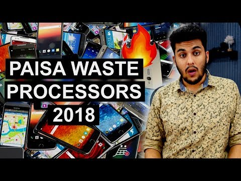 Don't Buy These Processor In 2018 - Paisa Waste!