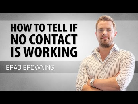 How To Tell If No Contact Is Working (3 Signs To Look For)